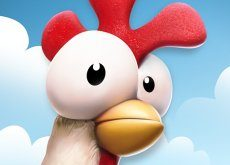 Hay Day Chicken Head